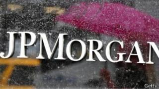 Logo de JP Morgan