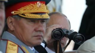 وزير الدفاع الروسي سيرغي شويجو