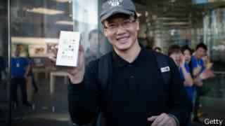 王府井買iphone第一人