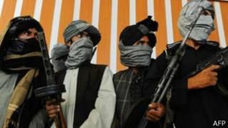 "Движение ""Талибан"" в Афганистане"