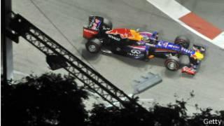جائزة سنغافورة الكبرى، الالماني سباق الجائزة الكبرى للفورمولا واحد في سنغافورة