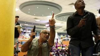 कीनिया, हमला, शॉपिंग मॉल