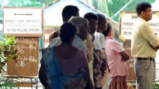 श्रीलंका, जाफना, तमिल, चुनाव