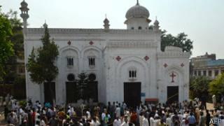 Церковь Всех святых в Пешаваре