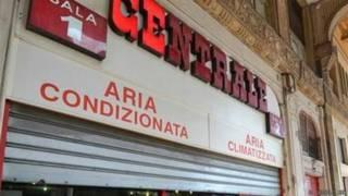 इटली के जिनोआ शहर का सेंट्राले सिनेमा हॉल
