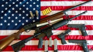 अमरीका में बंदूक
