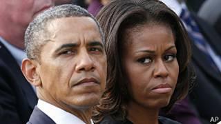 Barak da Michelle Obama