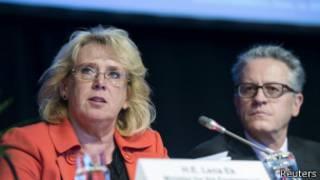 Встреча IPCC в Стокгольме