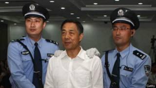 Bạc Hy Lai trong phiên sơ thẩm