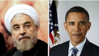 روحاني واوباما