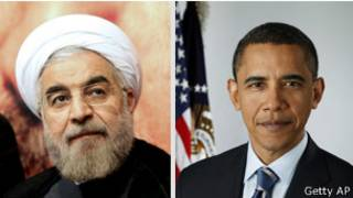 اوباما و روحانی