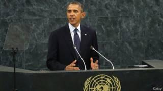Выступление Обамы в ООН