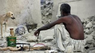 Pakistan earthquake, पाकिस्तान में भूकंप