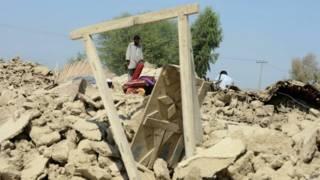 पाकिस्तान भूकंप