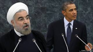 रूहानी और ओबामा