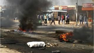 सूडान में हिंसा