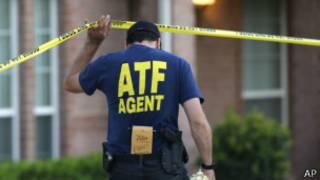 Agente de la ATF