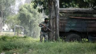 जम्मू में चरमपंथी हमला