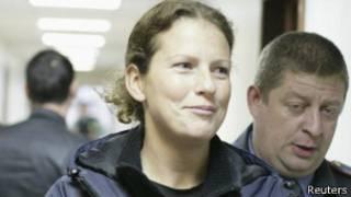 Ana Paula Maciel, do Greenpeace