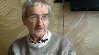 Stanislav Petrov. Foto: Serviço Russo da BBC