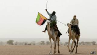 Aba Tuareg bashaka kwigenga mu buraruko bwa Mali