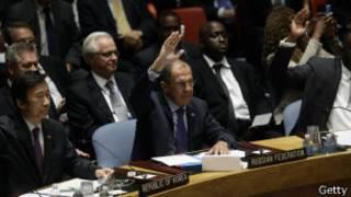 Совбез ООН голосует за резолюцию по Сирии