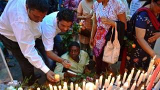 Des Kenyans rendent hommage aux victimes