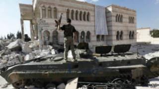 Pejuang Suriah