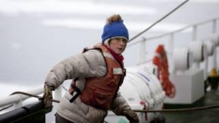 Ana Paula Maciel, em foto cedida pelo Greenpeace