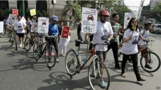 साइकलि, कोलकाता