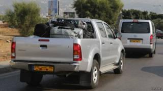 Машины экспертов покидают Бейрут на пути в Дамаск