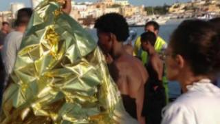 lampedusa immigrants