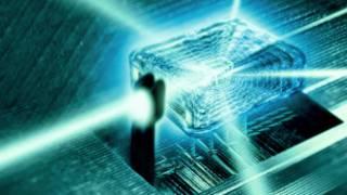 Representação do computador quântico (foto: SPL)