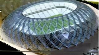 卡塔爾體育場