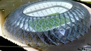 Стадион в Катаре