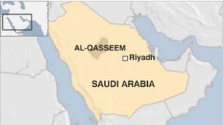 Taswirar kasar Saudi Arabia