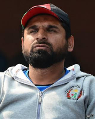 افغان کرکٹ ٹیم کے کوچ کبیر خان