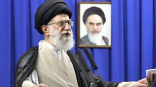 jagoran addini na Iran Ayatollah Ali Khamenei