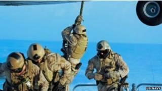 القوات الأمريكية الخاصة