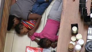 फ़ेथ वैम्बुआ, कीनिया हमला, नैरोबी