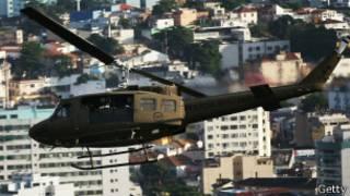 Трущоба в Рио