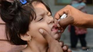 Vacuna contra la polio