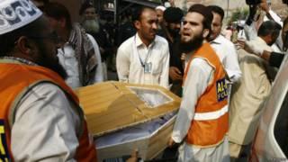 पाकिस्तान, पेशावर, पोलियो उन्मूलन अभियान हमला