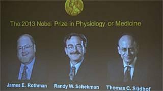 Peraih Nobel Kedokteran