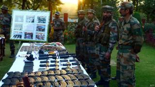 भारत, पाकिस्तान, कश्मीर, केरन, घुसपैठ