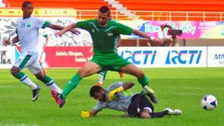 لاعب عراقي