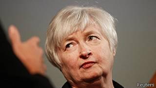 В течение последних двух лет Йеллен работала заместителем главы ФРС