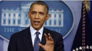 Shugaban Amurka Barrack Obama