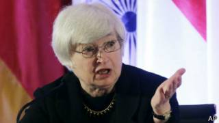 Janet Yellen, vice-diretora do Federal Reserve. Foto: AP