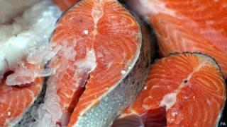 英國三文魚